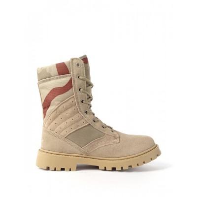 Ботинки с высокими берцами Песчаная буря DR3007