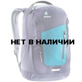 Рюкзак Deuter 2015 Daypacks StepOut 16 petrol dresscode-blueberry (б/р:UNI)