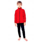 Куртка флисовая детская BASK kids PIKA красная