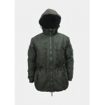 Куртка зимняя РОСГВАРДИЯ без подстежки цвет сосна (ткань рип-стоп)