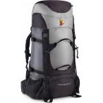Рюкзак BASK SHIVLING 80 V3 черный/серый тмн/серый свтл