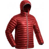 Куртка пуховая BASK CHAMONIX LIGHT MJ красная