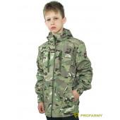 Куртка детская Softshell TURBO мультикам