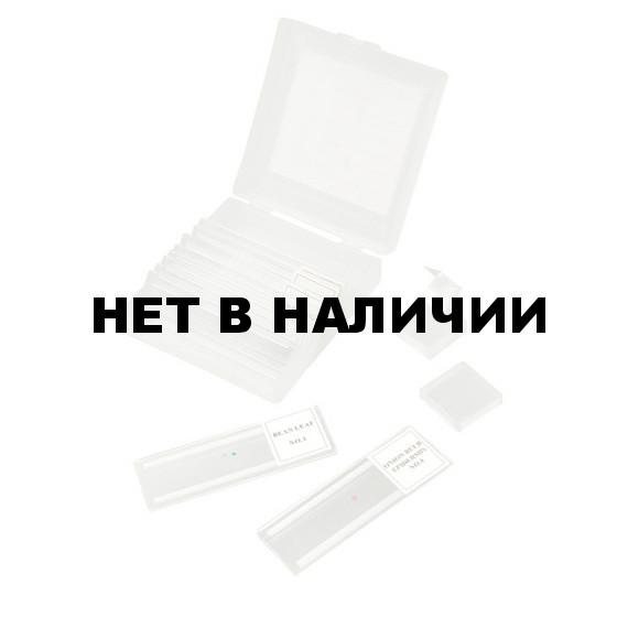 Микропрепараты 5 образцов + 5 предметных стёкол (пластик)