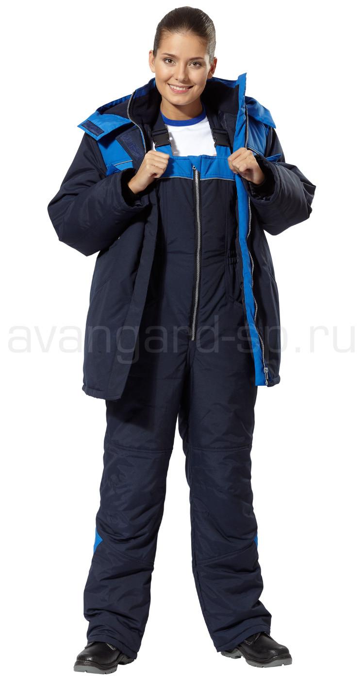Женский утепленный костюм купить