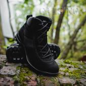 Ботинки мужские Garsing 626 C ARAVI BLACK SUEDE