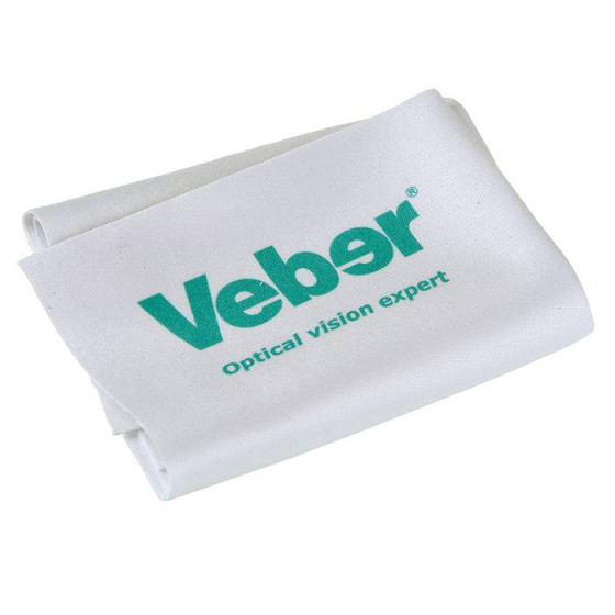 Салфетка микрофибра для ухода за оптикой Veber 15x15
