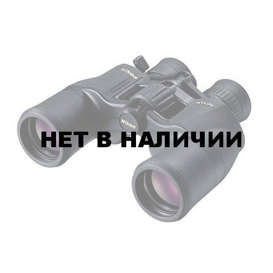 Бинокль Nikon Aculon ZOOM A211 8-18x42 черный