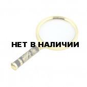 Лупа с ручкой сувенирная Veber L90, 5х, 90 мм