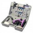 Микроскоп школьный Эврика 40х-400х в кейсе (аметист)