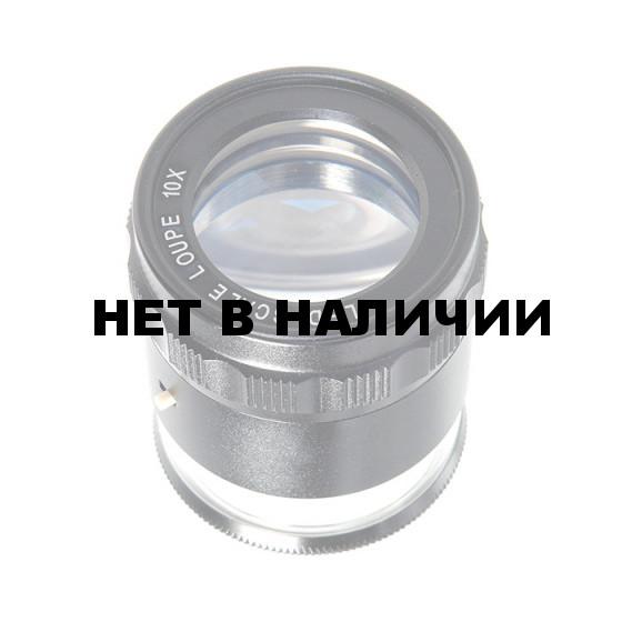 Лупа измерительная с подсветкой Veber MG7173, 10x, 25 мм