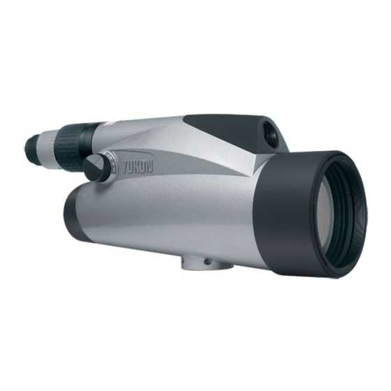 Зрительная труба Yukon 6-100х100 LT Silver (21032SK)