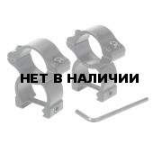 Кольца для прицела Veber 2521AH Weaver