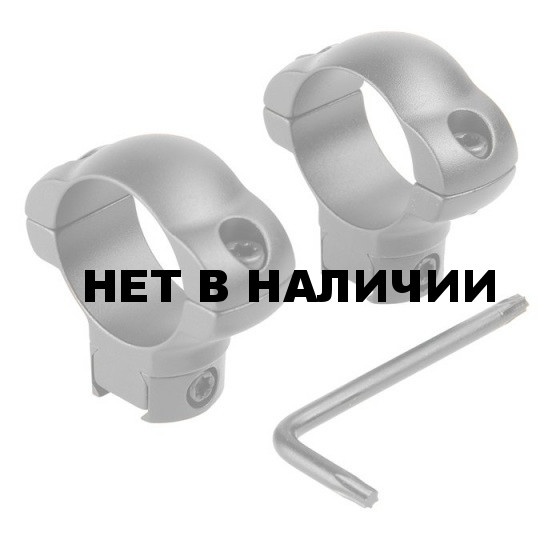 Кольца для прицела Veber SR-1002NM на ласточкин хвост