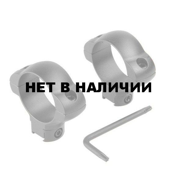 Кольца для прицела Veber SR-3002NM на ласточкин хвост