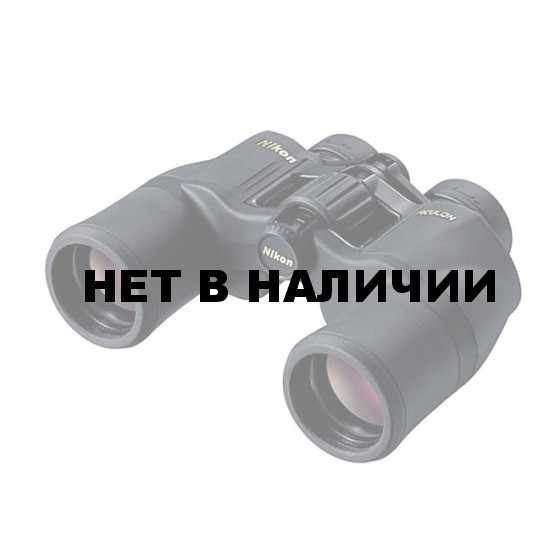 Бинокль Nikon Aculon A211 10x50 черный