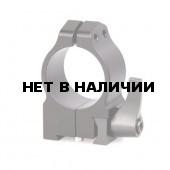 Кольца для прицела Warne Maxima 1 QD Tikka 1TLM, быстросъемные, на ласточкин хвост