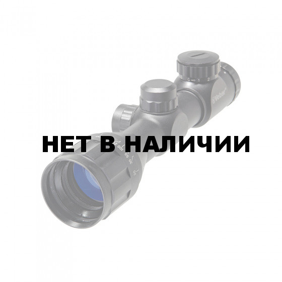 Прицел оптический Veber Black Fox 4x32 AO RG R