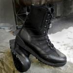 Ботинки с высокими берцами Garsing 132 SHARK LEATHER
