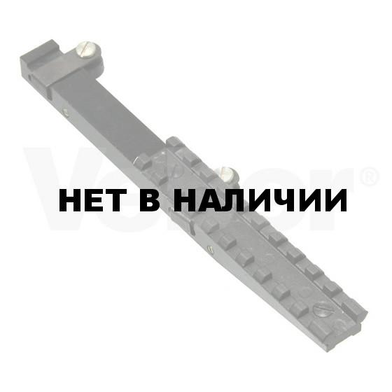 Планка переходная ТОЗ-34 - weaver (алекато)
