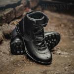 Ботинки мужские Garsing 626 ARAVI BLACK