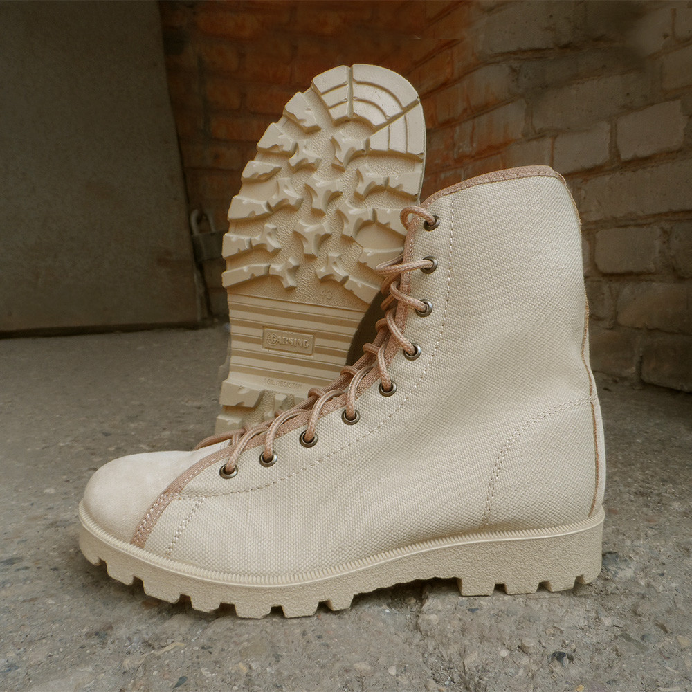 aa797f62fa82 Ботинки с высокими берцами Garsing 05119 П BERKUT NEW песок ...