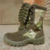 Ботинки с высокими берцами Garsing 516 МО SHOT CAMO MULTI multicam