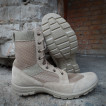 Ботинки с высокими берцами Garsing 5235 П BREEZE песок