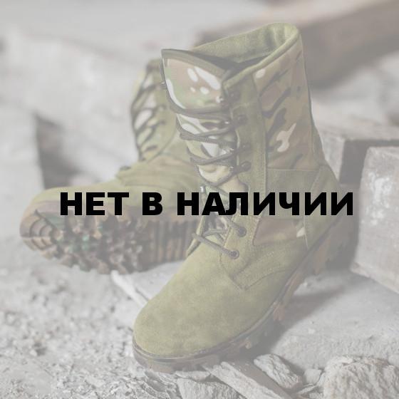 Ботинки с высокими берцами Garsing 0108 МО TACTICS LuХ CAMO MULTI multicam
