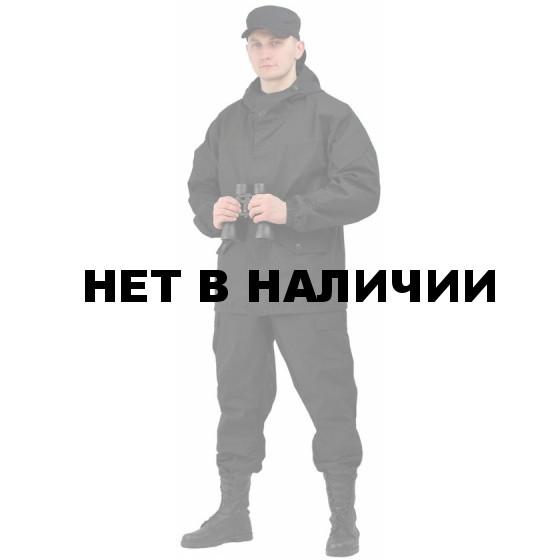 3bba4361842 Костюм мужской Горка 3 палатка 270 г м2 100% хлопок рип-стоп чёрный ...