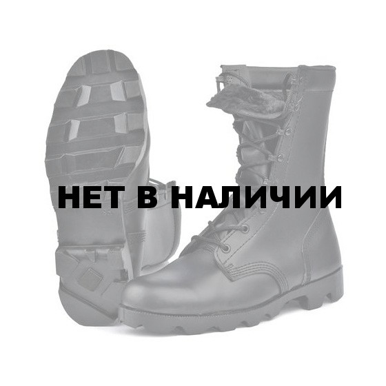 Ботинки армейские с высоким берцем