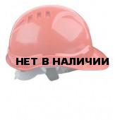Каска промышленная ЕВРОПЛАСТ красная