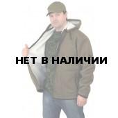 Куртка мужская Sarma с мехом С 046 олива