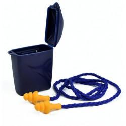 Беруши многоразовые 3М 1271 в футляре со шнуром (DT999928153)