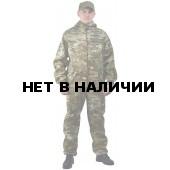 Костюм мужской Турист 1 летний, камуфляж, ткань Грета Мультикам (Ягель)