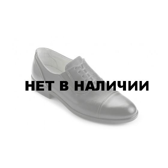 Полуботинки кожаные офицерские. мод. 54