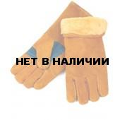 """Краги спилковые тип """"Сибирь"""" утепленные"""