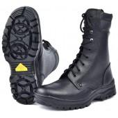 """Ботинки с высоким берцем """"Витязь"""" арт.65М на искусственном меху"""