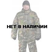 "КУРТКА мужская ""Nordwig Buran"" зимняя, камуфляж т.Алова ""Тёмный лес"""