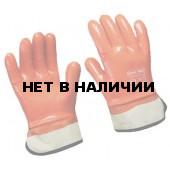 Перчатки ПВХ, морозостойкие, крага
