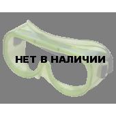 Очки закрытые п/в РОСОМЗ ЗП8 Эталон прозрачные (30811)