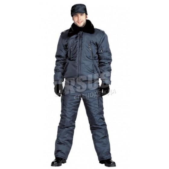 Куртка мужская на поясе