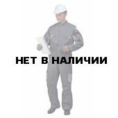 Куртка мужская Рольф летний серый с светло-серым, 240 г с брюками
