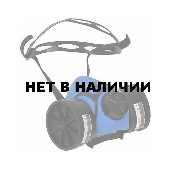 """Респиратор-полумаска РПГ-67 фильтрующий патрон """"К1"""""""