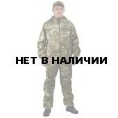 """Костюм мужской """"Турист 1"""" летний, ткань Тиси сорочечная-облегченная, камуфляж """"Мультикам"""""""