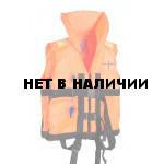 Жилет спасательный DOLPHIN детский, цвет оранжевый, ткань Оксфорд 1000D,