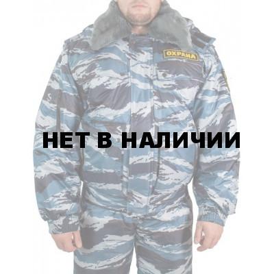 Куртка зимняя укор. СВЯТОГОР, камуфляж с/г камыш (оксфорд, файбертек), Magellan (600671)