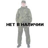 """Костюм мужской """"Турист 1"""" летний, ткань Тиси сорочечная-облегченная, камуфляж """"Пиксель"""""""