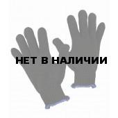 Перчатки трикотажные утепленные п/ш двойные без пвх (7/5)