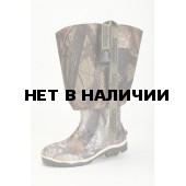 """Сапоги мужские """"Калипсо"""" ПВХ (SARDONIX), рыбацкие, камуфляж"""